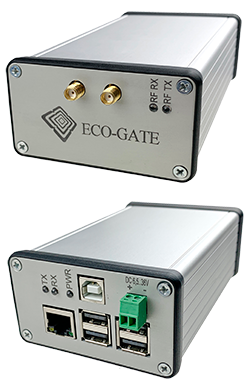 ECO-Gate Front and Back Panels